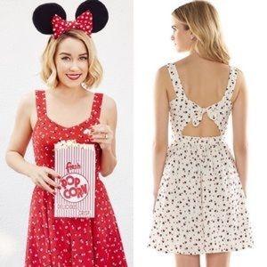 Lauren Conrad Minnie Mouse dress